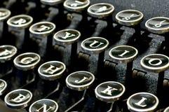(1) antykwarski maszyna do pisania Zdjęcie Royalty Free