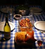 1 appetit bon Στοκ Εικόνες