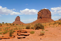 1 arizona liggande Arkivbilder