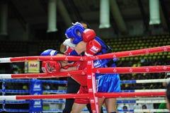 1. asiatische Kampfkunstspiele 2009 Lizenzfreie Stockfotografie