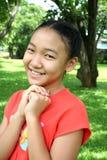 1 asiatiska teen Royaltyfri Bild