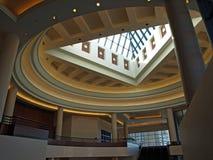 1 atrium centrum konwencji Obraz Stock