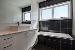 (1) łazienka Obrazy Royalty Free