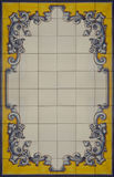 (1) azulejos Obraz Royalty Free