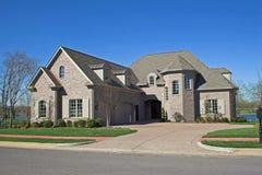 1 b piękne domy serii Zdjęcia Royalty Free