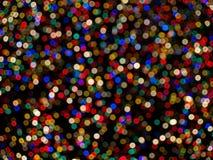 1 background lights Στοκ Εικόνες