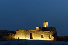 1 bahrain fort Royaltyfri Bild