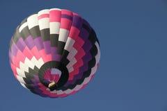 1 balonowa purpurowy Zdjęcia Stock