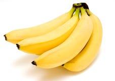 (1) banany nowi Zdjęcia Royalty Free
