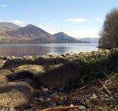 1 bassenthwaite jeziora Obrazy Royalty Free