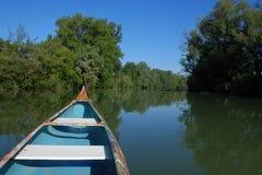 1 bateau Image libre de droits