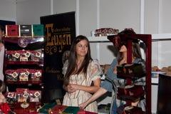 (1) Belgrade cukierków salon Fotografia Royalty Free