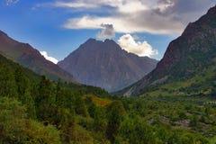 1 berg Arkivfoton