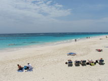 1 Bermudy na plaży Obrazy Stock