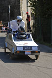 1° Berzo Soap Box Derby Royalty Free Stock Photo