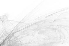 1 biznesowej grafiki ślady dymu Zdjęcia Royalty Free