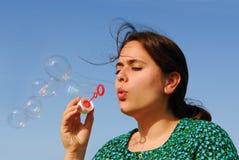 1 bubbles Στοκ εικόνες με δικαίωμα ελεύθερης χρήσης
