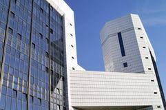 1 budynku nowoczesnego urzędu Obrazy Stock