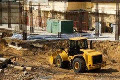 1 buldozzer Стоковое фото RF