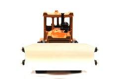 1 bulldozer Arkivbild