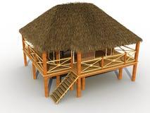 (1) bungalow Zdjęcia Stock