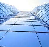 1 byggnad Fotografering för Bildbyråer