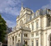 1 byggnader historiska paris Arkivbilder