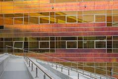 1 byggnadsexponeringsglaskontor Royaltyfri Foto