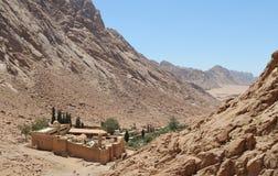 (1) catharina monasteru st Obraz Royalty Free