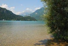 1 cavazzo lago. Zdjęcie Royalty Free