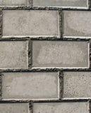 1 cegły cementują strukturę Obrazy Royalty Free