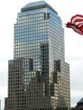 1 centro finanziario del mondo Fotografia Stock Libera da Diritti