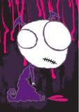 (1) charakteru emo valentine Obrazy Stock