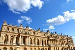 1 chateau de Versailles vue Fotografia Stock