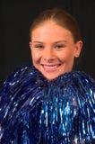 1 cheerleaderką miss Ameryki Zdjęcia Royalty Free