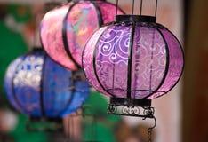 (1) chiński lampion Zdjęcie Royalty Free