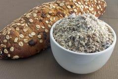 (1) chlebowy museli Zdjęcie Royalty Free