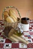 (1) chlebowy pokaz Zdjęcia Royalty Free