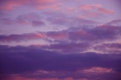 1 chmury obraz stock