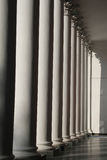 #1.Classic Columns. Royalty Free Stock Images