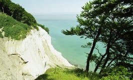 1 cliff kredowa Obraz Stock