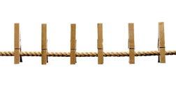 (1) clothespins fotografia royalty free
