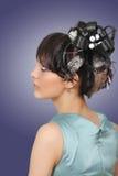 1 coiffure 2 Royaltyfri Bild