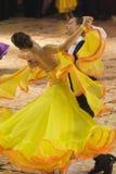 (1) competição da dança do ósmio, 12-13 anos velha Imagem de Stock