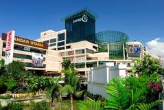 1 Complex Winkelen Utama Stock Foto