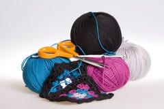 (1) crochet Zdjęcie Royalty Free