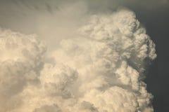 1 cumulus royaltyfri fotografi