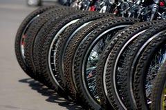 1 cykelgearsn Royaltyfri Bild