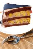 1 désert de gâteau Photo stock