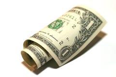 1 dólar Imagens de Stock